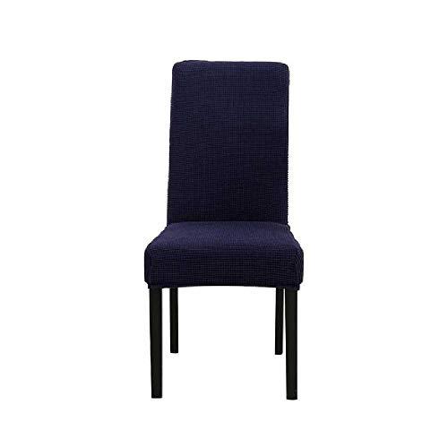DUNDUNGUOJI DUNDUNGUOJI Cushions Mini -Stuhl Kissen Knit Elastisch gestreifte Jacquard Fabric Large Slanting Chair Style Pad Höhe: 42-58cm / 16.54-22.83in rückenlehn/Dunkelgrau