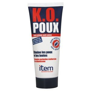 Item Dermatologie KO Poux Gel Cr...