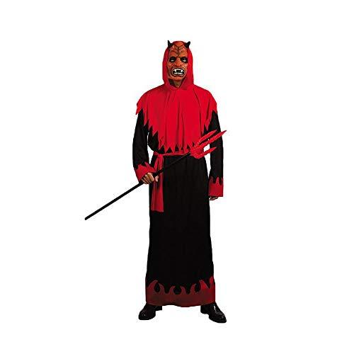 Männlich Kostüm Dämon - Noble Halloween Kostüm Männlicher Erwachsener COS Horror Bloody Death Kostüm Kostüm