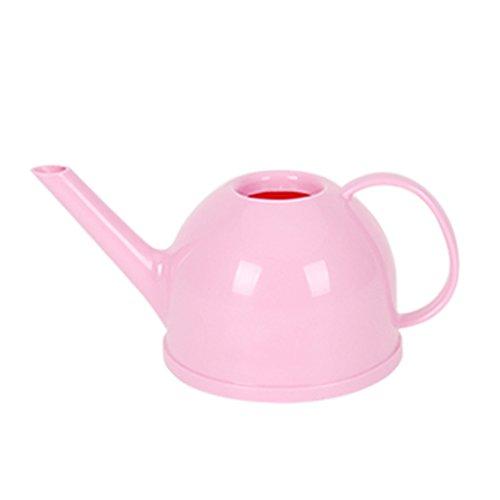 Wddwarmhome Réservoir d'arrosage de la résine 1.2L Mini arrosoir Pot Jardinage Arrosoir ( Couleur : Rose )