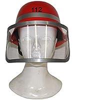 Lotto Set di 3 pezzi - casco pompiere con visiera 54daafe03b9b