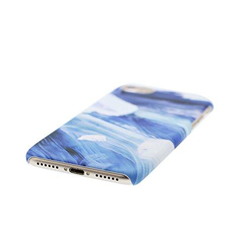 Custodia iPhone 6s Plus , Cartoon cactus Thorns - Cover Case iPhone 6 Plus / 6S Plus Copertura, TPU flessibile slittamento di polvere resistente ai graffi Original Liscio Marmo