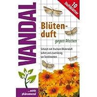 Vandal - Profumo contro le tarme–10 foglietti profumati