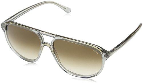 Lozza Herren Sl1827L Sonnenbrille, Braun (Shiny TRANSP.Light Grey), Einheitsgröße