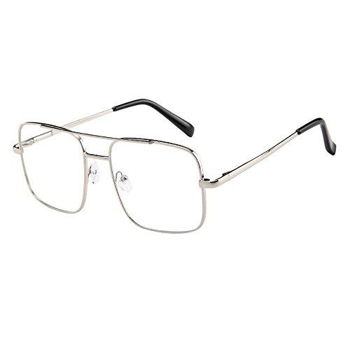 Klassische Klar Beinstein Schwarz Brille Damen Brille Retro Vintage Rund Blaulichtfilter Brille Pc Brille Rund Brille Herren Brille Anti Blaulicht Uv-Schutz Linse