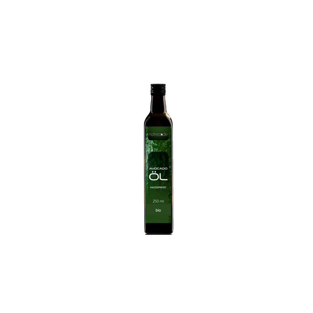 Natrea Avocadol Kaltgepresst 100 Reines Bio L In 250 Ml Lichtschutzflasche 1 X 025 L
