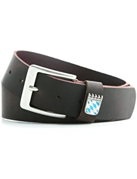 Trachtengürtel, Gürtel, Bayerisch, Bayern-Wappen, Tracht, Lederhosengürtel