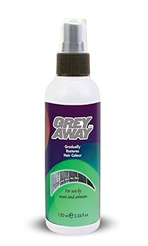 Grey Away Spray Haarspray gegen graues Haar | Werden Sie graues Haar schonend los