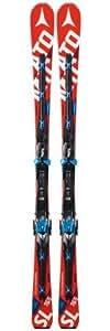 Pack ski Atomic Redster Doubledeck 3.0 SL + Atomic X 12 TL OME Blue Black - 165