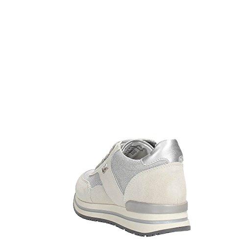 LUMBERJACK SNEAKER DONNA CON LACCI MainApps White/Silver
