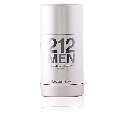 Carolina Herrera 212 Homme / men, Deodorant Stick 75 ml, 1er Pack (1 x 75 ml)