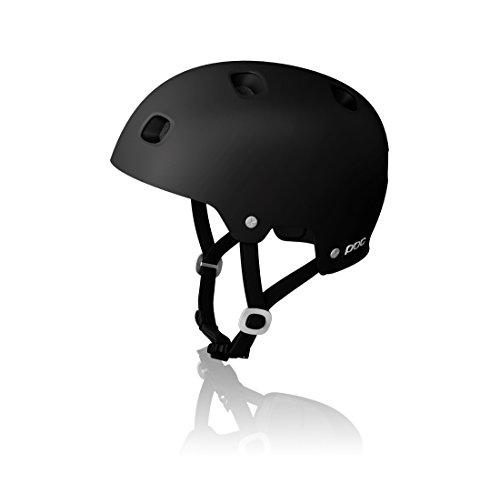 POC Receptor Commuter Casco da bici da uomo, Nero, XS-S