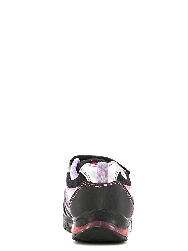 Geox Jr Magica, Sneaker Bambina Nero