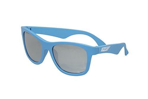 Babiators Kinder Aces Uv-Sonnenbrille, Blue Crush, 6+ Jahre