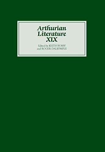 [Arthurian Literature: Comedy in Arthurian Literature v. 19] (By: Keith Busby) [published: December, 2002]