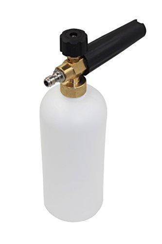 Preisvergleich Produktbild jinkang Hochdruckreiniger Jet Wash 1/10,2cm Quick Release Verstellbare Snow Schaumstoff Lance