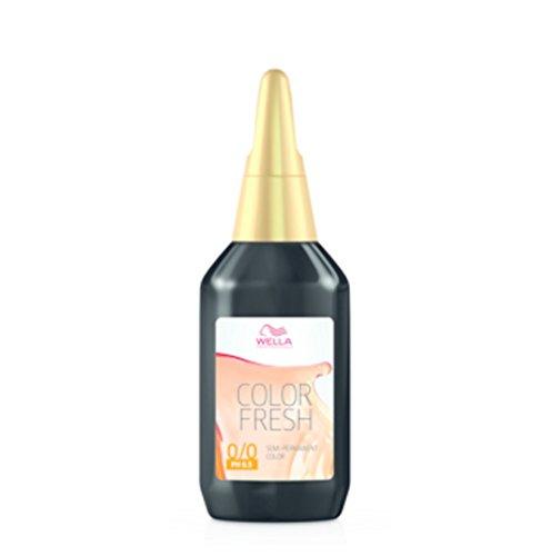 Wella Professionals Color Fresh 3/07 dunkelbraun natur-braun, 1er Pack (1 x 75 ml)