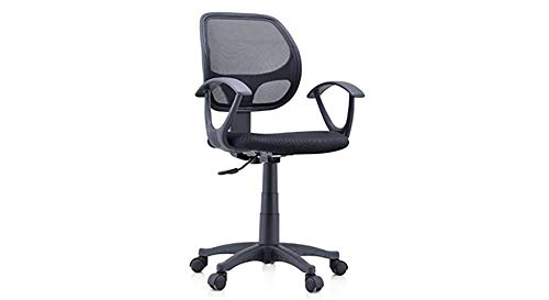 Urban Ladder Eisner Study Chair (Colour : Black)