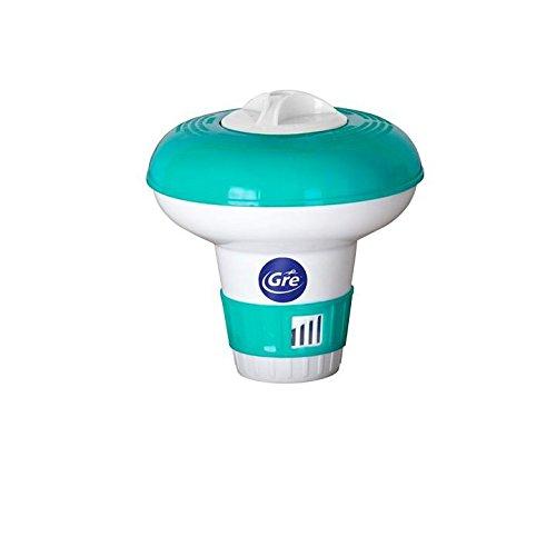 GRE 40071 - Dosierschwimmer, Kapazität von 7 Tabletten von 20 g