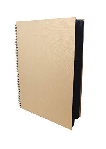 Artway Enviro - Cuaderno cartulinas negras - 100 %