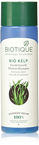 Biotique Bio Kelp Fresh Growth Protein Shampoo
