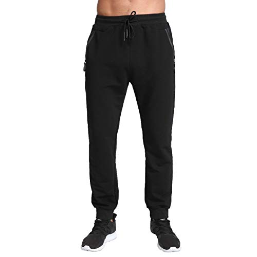 Tansozer Mens Joggers Slim Fit C...