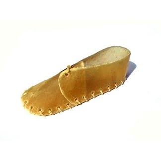 "20 x Vital Pet Products Rawhide Shoe Dog Chews - 125mm (5"") 3"