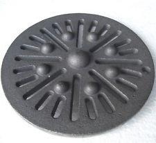 Ofenrost Gussrost Rundrost Rost Ø 21,5 cm passend für DAN SKAN Kaminöfen