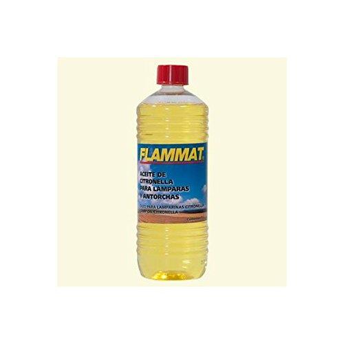 Olio alla citronella per lampade e torcia di bamboo per giardino 6 Pz