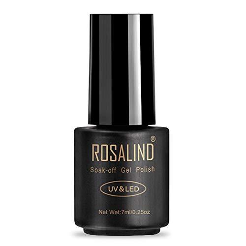 Toamen Esmalte De UñAs ROSALIND Nail UV Gel Polish