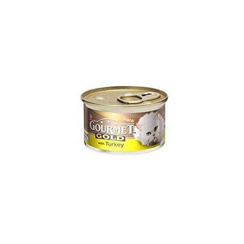 Gourmet comida para gato oro con Boas la en pate (85g)