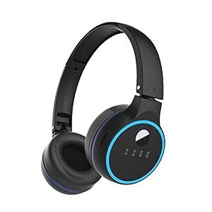 Solustre kabelloses FM-Headset, Hörprüfung an der Universität Exklusive Kopfhörer mit aktiver Geräuschunterdrückung für…