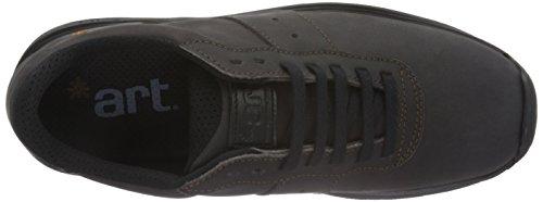 Unisex Art black Sneakers Link erwachsene Schwarz 1xnCqdOw