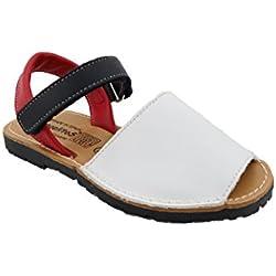 Sandalias menorquinas para niños y niñas