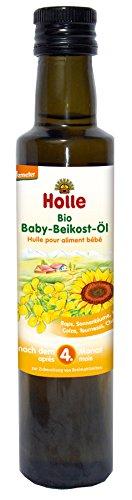 Holle Bio Bio Baby-Beikost-Öl (1 x 250 ml)