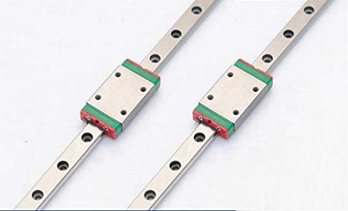 TEN-HIGH CNC Parts MR7 MGN7 Miniature Linear Guide Guide Guide Rail Way Slide 750mm x 2+MGN7H Slider Miniature Linear Motion Guide Way x 2 | Sale Online  | Funzione speciale  | Grande Svendita  | Special Compro  8cf0af