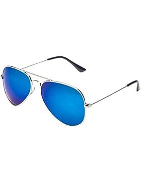Gafas de sol brillantes de las señoras/Estrellas gafas de sol polarizadas/Unisex gafas de sol reflectantes