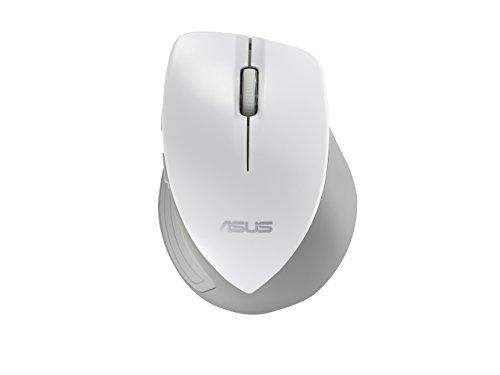 Asus WT465 Optische Maus (wireless, USB) weiß