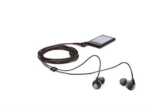 Shure SE112, Sound Isolating In-Ear Ohrhörer, schwarz/grau - 5
