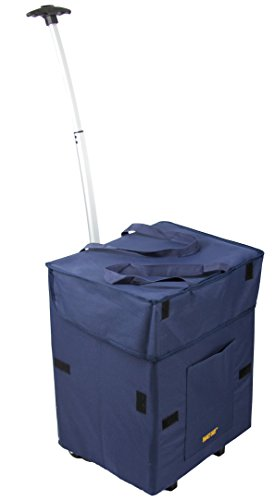 Plus grand Smart Cart-bleu