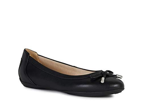 Geox Mujer Bailarinas, Merceditas D Charlene, señora Bailarinas Clásicas, Zapatos...