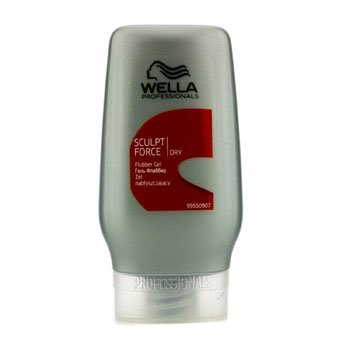 Styling Dry Sculpt Force Flubber Gel (Hold Level 4) 125ml/4oz by Wella