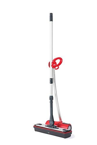 Polti Moppy - Limpiador de suelos con vapor sin cables para todo tipo de suelos y superficies verticales lavables