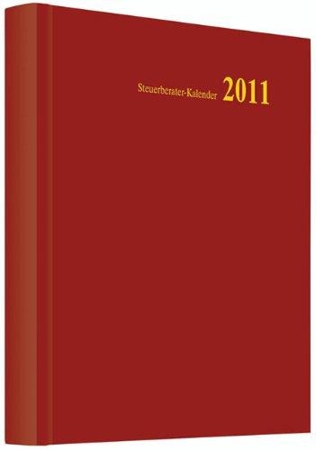 Steuerberater-Kalender 2011