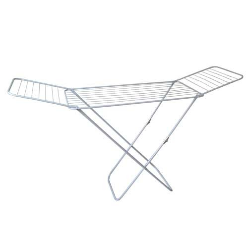 jvl-white-easy-store-2-folding-winged-clothes-airer
