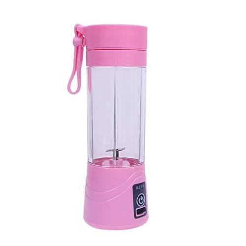 Entsafter Flasche Saft Mixer Power-Driven Mini Heimgebrauch Tragbaren Mixer Entsafter Cup Mit 4 Farben - Mixer-cup Power
