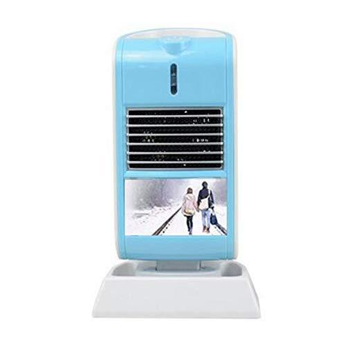 RENHAN 50W Vertical Calefactor De Espacio,Mini Silencioso Pequeño Portátil Calentador Eléctrico,con...