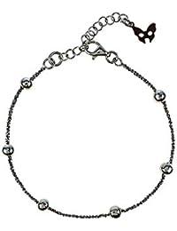 Vamp London mujer  Plata de ley (925/1000)  plata