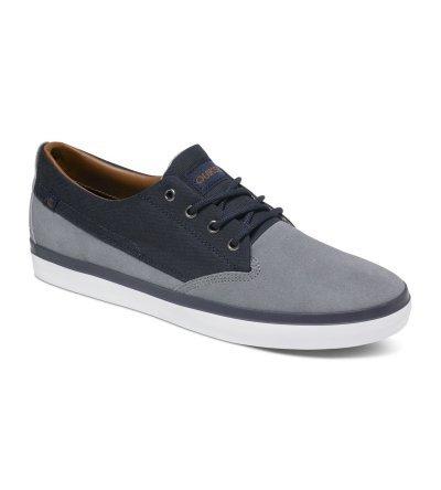 Quiksilver Herren Beacon Suede Lace Up Shoes