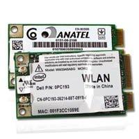 Intel PRO / Wireless 3945ABG Mini PCI Express Dell P/N: 0PC193 802.11a/b/g WLAN Karte (Dell Karte Wireless)